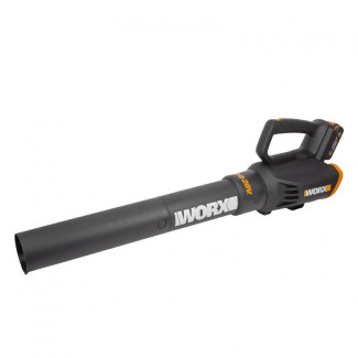 TURBINE LEAF BLOWER 20V 2 SPEED C/W 1 X 2.0AH BATTERY AND 1 X CHARGER